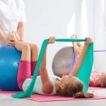 Fizjoterapeuta dziecięcy