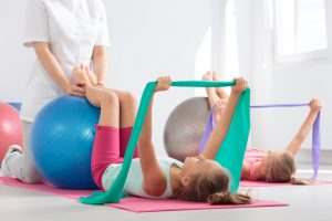 ćwiczenia korekcyjne rehabilitacja