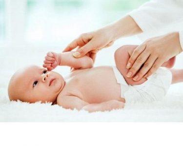 Fizjoterapia dla niemowląt i dzieci