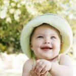 Jak dbać o niemowlaka latem